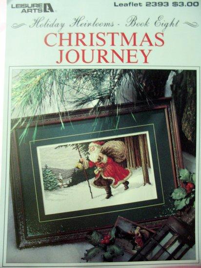 Christmas Journey cross stitch