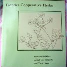 Frontier Cooperative Herbs : Facts and Folklore About Our Products and Their Usage