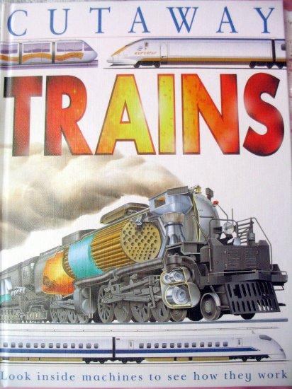 Trains by Jon Richards