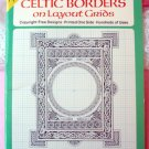 Ready-to-Use Celtic Borders on Layout Grids by Dover