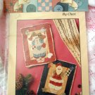 I believe in Hollie quilt pattern Wallhanging OOP Cute as a Button