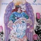 Angels Nancy Rossi Needlework Cross Stitch Patterns