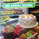 Southern Living 1987 Annual Recipes (Southern Living Annual Recipes) [Hardcover]