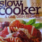 Everyday slow cooker & one dish recipes by Krista Lamphier