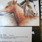 Dimensions Counted Cross Stitch, Horse Pals