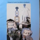 Linen Letters for Cross Stitch by Candamar Designs
