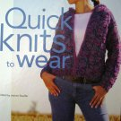Qiuck Knits to Wear [Hardcover]