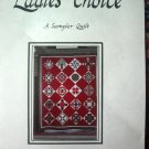Ladies Choice A Sampler Quilt Ladies' Choice vintage