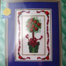 Christmas Topiary Tree Cross Stitch Kit