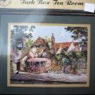 Tuck Box Tea Room Marty Bell Cross Stitch