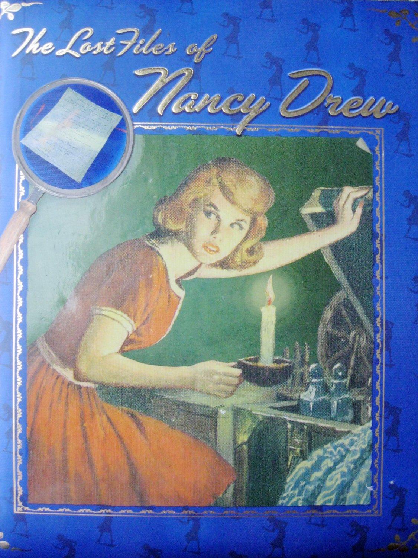 The Lost Files of Nancy Drew [Hardcover]