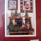 Mumm's The Word Santa's Season Quilt Pattern OOP