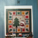 Star Struck Santa Christmas by The Stitch Connection Quilt Pattern