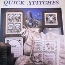 Quick Stitches Cross Stitch Leaflet Stoney Creek