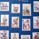 Alma Lynne A Santa for All Seasons Cross Stitch Patterns