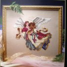 Dimensions - Angel of Music - James Himsworth Cross Stitch Pattern Chart