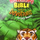 The Adventure Bible for NIrV: Book of Devotions for Early Readers