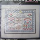 Precious Children Sampler Cross Stitch Kit NIP
