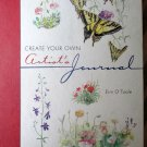 Create Your Own Artist's Journal by Erin O'Toole watercolor