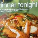 All Recipes Dinner Tonight by Nancy Fitzpatrick Wyatt