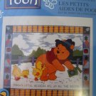 Cross Stitch Kit - Pooh's Little Helper Leisure Arts