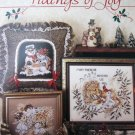 Stoney Creek Collection TIDINGS OF JOY  Cross Stitch