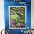 Golf Course Counted Cross Stitch Kit by Janlynn
