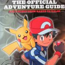 The Official Adventure Guide: Ash's Quest from Kanto Pokemon Simcha Whitehill
