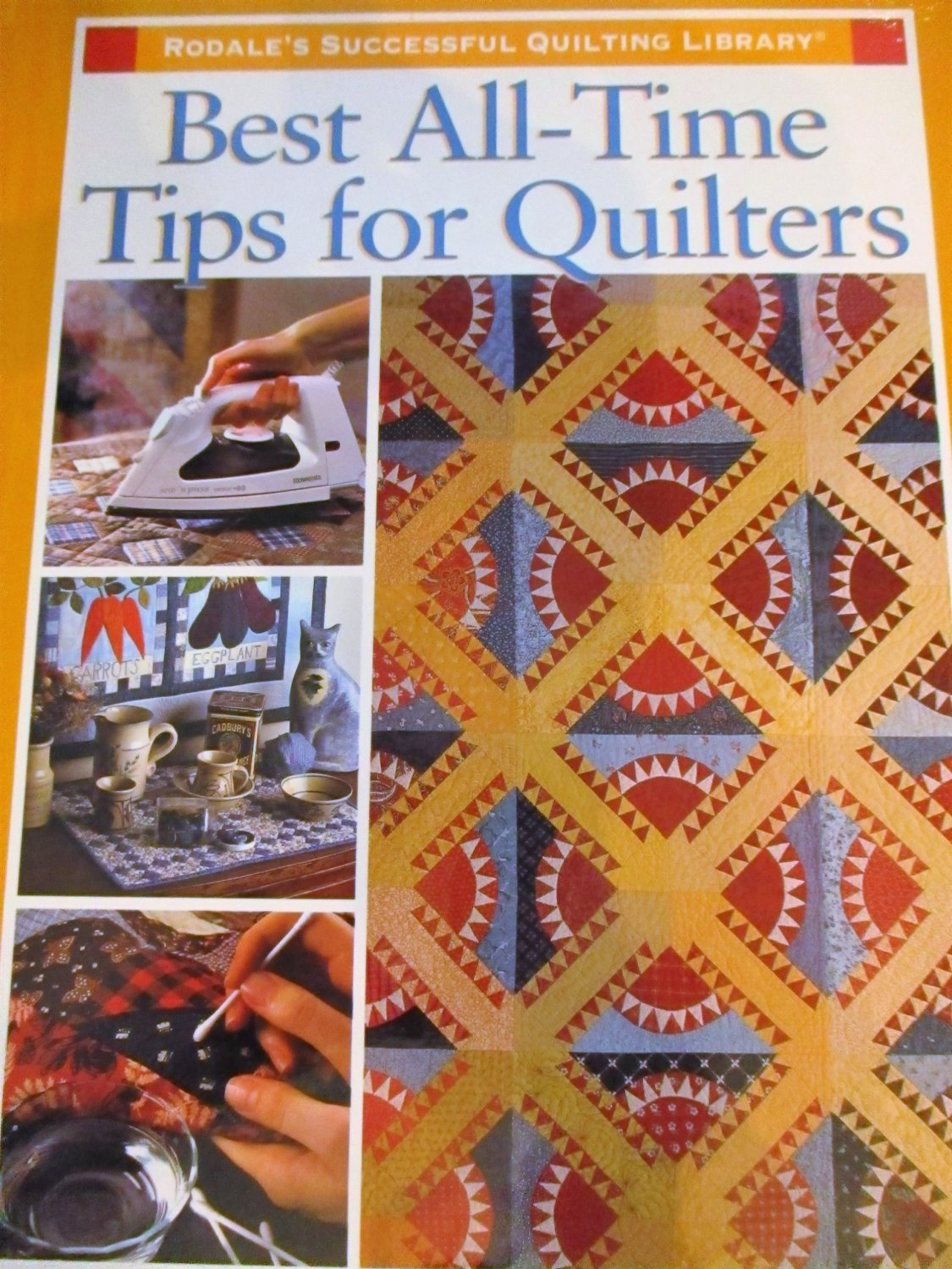 Rodeles Quilting Library best all time tips for quilters