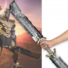 Thanos Double-edged Sword | Avengers Cosplay | Cosplay Weapons