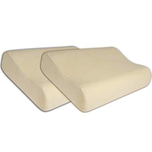 Contour Memory Foam Pillows  ( 2 pk. )