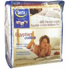 Serta Egyptian Cotton Mattress Pad ( Twin )