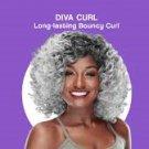 Darling Diva Curl - Colour #1/613 (Jet Black/Platinum Blonde