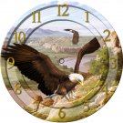 CUSTOM CLOCKS HOME DECOR FOR ANY ROOM *GREAT GIFTS*