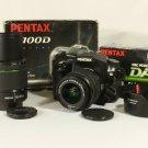 Camera PENTAX K100D + 2 Lens: DA 18–55 mm AL, DA 50-200 mm ED.