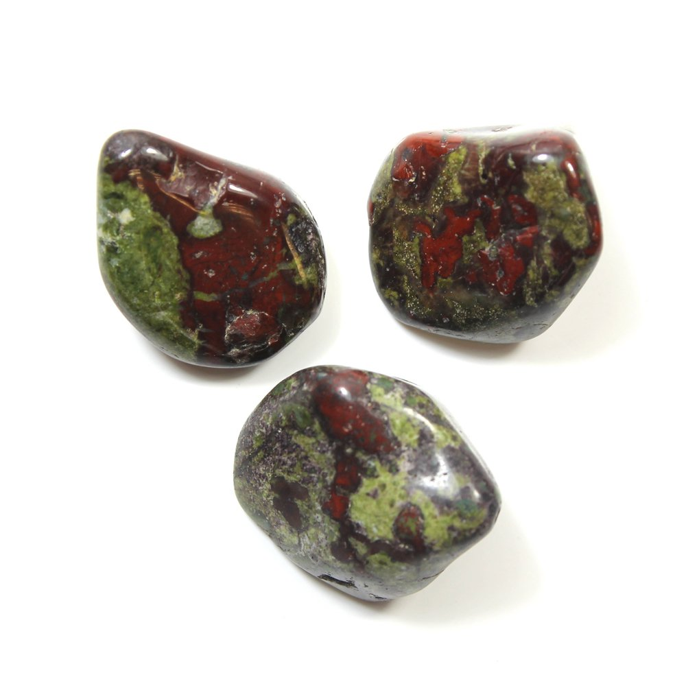 Large Tumbled Dragon Stone | Wicca | Witchcraft | Pagan | Rituals | Occult