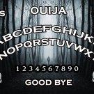Dark Skies A4 Spirit Board / Ouija Board / Laminated Print (Ghost Hunting EVP, Wicca, Witchcraft)