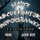 Zombie Attacks A4 Spirit Board / Ouija Board / Laminated Print (Ghost Hunting, Wicca, Witchcraft)