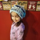 Child slouchy hat