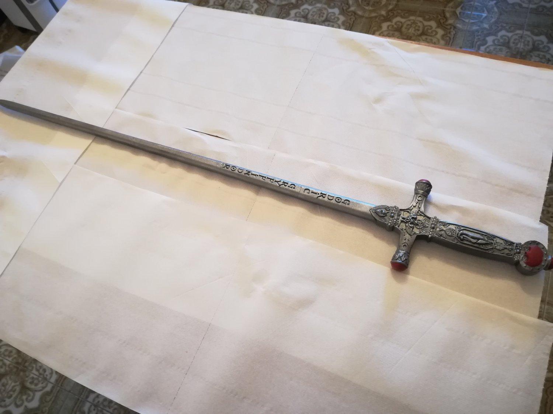 Gryffindor Sword
