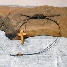 Cross olive wood 7 Us