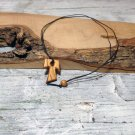 Cross Tau Cross St. Francis of Assisi olive wood 1 Us