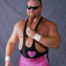JIM THE ANVIL NEIDHART 8X10 PHOTO WRESTLING PICTURE WWF DECEASED