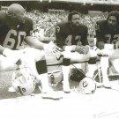 JACK TATUM O SISTRUNK G ATKINSON 8X10 PHOTO OAKLAND RAIDERS NFL FOOTBALL PICTURE