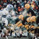 BART STARR 8X10 PHOTO GREEN BAY PACKERS NFL FOOTBALL VS COWBOYS
