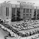 CHICAGO STADIUM 8X10 PHOTO CHICAGO BLACKHAWKS HOCKEY NHL PICTURE