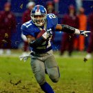 TIKI BARBER 8X10 PHOTO NEW YORK GIANTS NY PICTURE NFL FOOTBALL