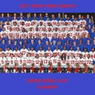 2011 NEW YORK GIANTS NY 8X10 TEAM PHOTO FOOTBALL PICTURE SUPER BOWL CHAMPS NFL