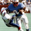 EARL CAMPBELL 8X10 PHOTO HOUSTON OILERS PICTURE NFL FOOTBALL VS BUFFALO BILLS