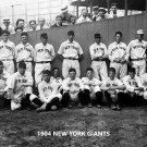 1904 NEW YORK GIANTS 8X10 TEAM PHOTO BASEBALL MLB PICTURE NY